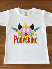 POOVERINE - Kids Tee