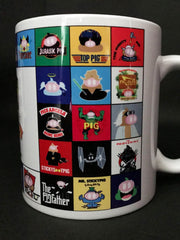 The TeamPigPig Coffee Mug
