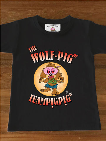 THE WOLF-PIG - Kids Tee