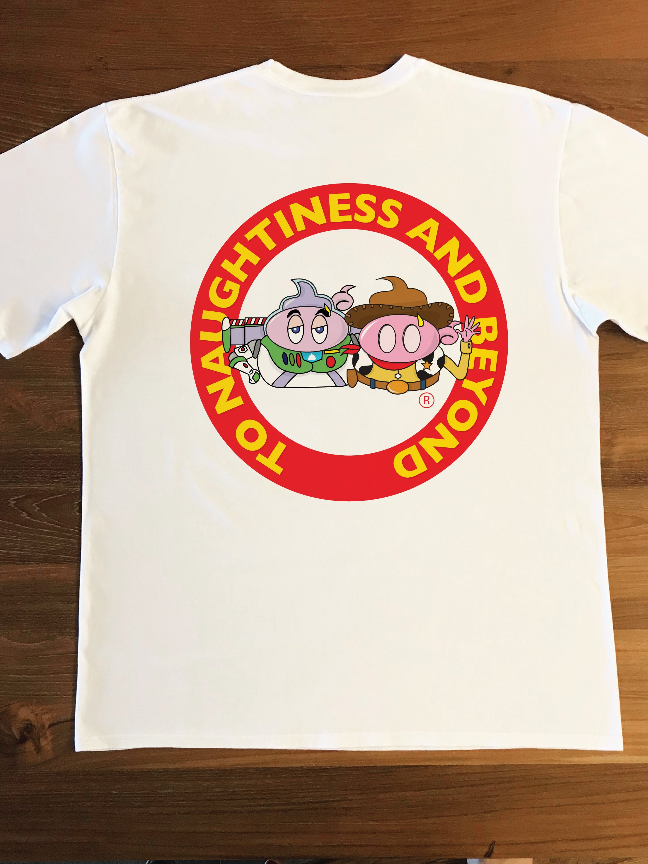 A PIGS STORY - Adults T-Shirt