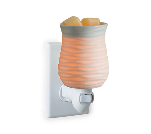 'Harmony' Pluggable Fragrance Warmer + Free Soy Melt Pack