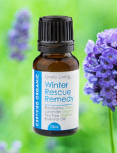 WINTER RESCUE REMEDY Organic Blend Oil