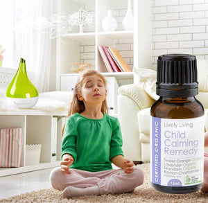 CHILD CALMING REMEDY Organic Blend