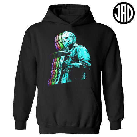 13 Layers V2 - Mens (Unisex) Hoodie