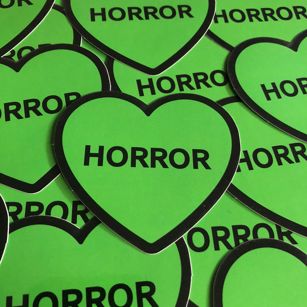 Horror Heart - Sticker