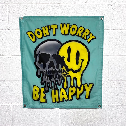 Don't Worry, Be Happy - Banner