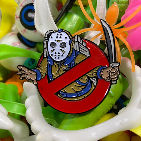Ghostmaker Jason - Enamel Pin