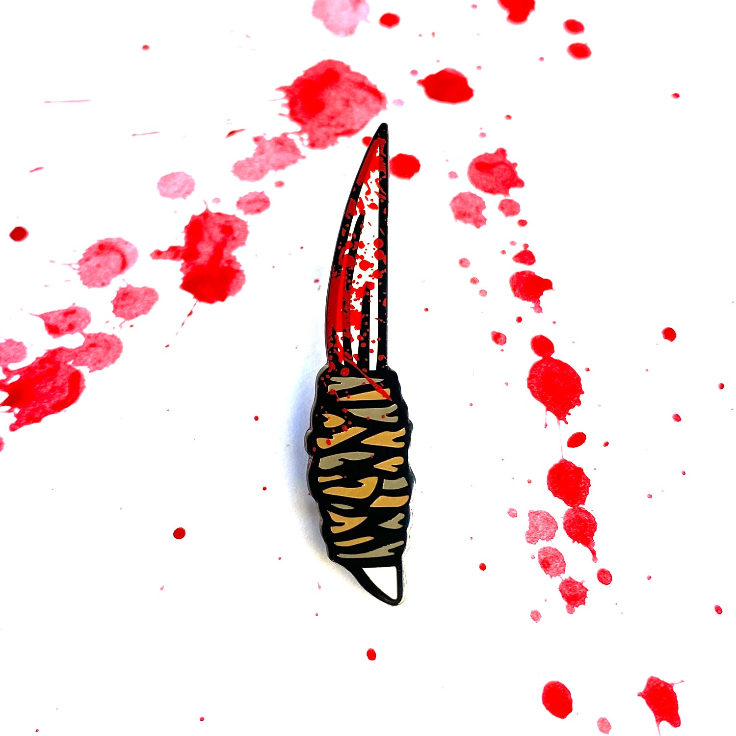 Shiv - Splatter - Pin