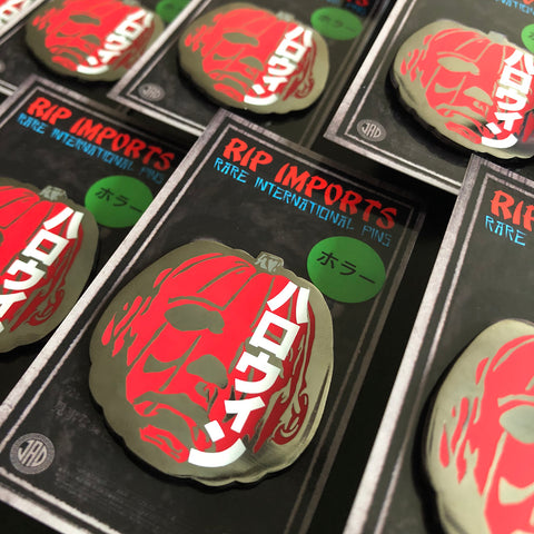 RIP Jack O' Myers - Rare International Pins - Enamel Pin