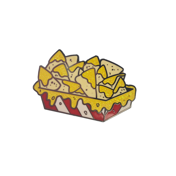 Nachos Rule V2 - Enamel Pin