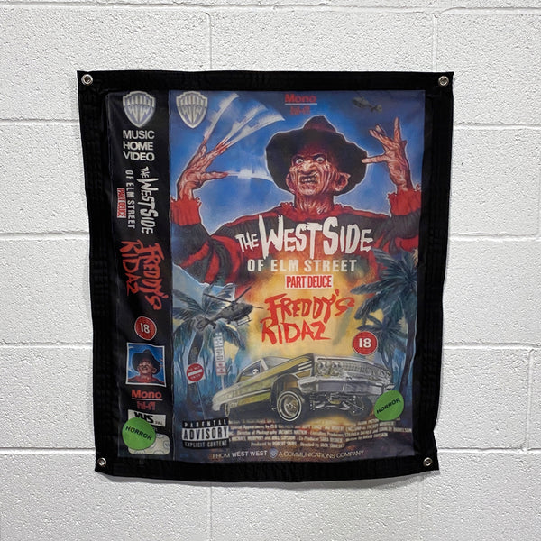 The Westside Of Elm St - Banner