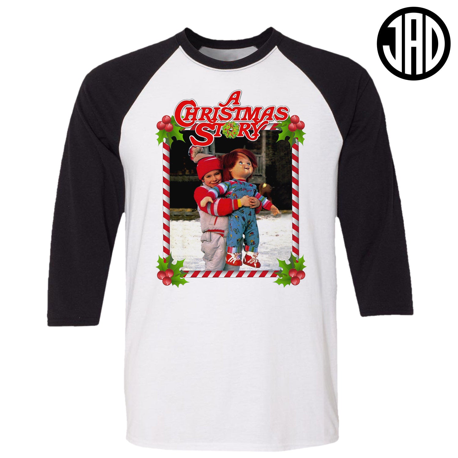A Christmas Story - Men's (Unisex) Baseball Tee