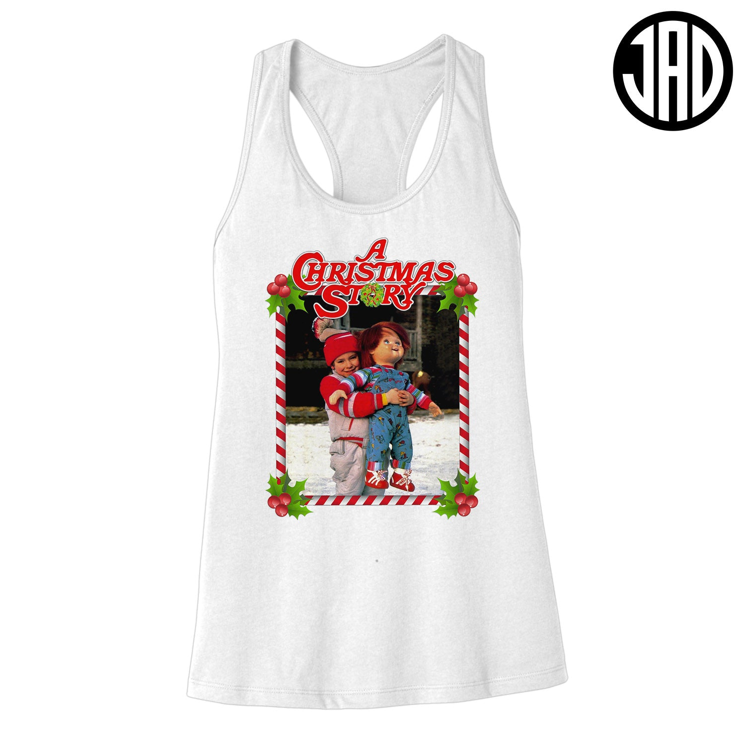 A Christmas Story - Women's Racerback Tank