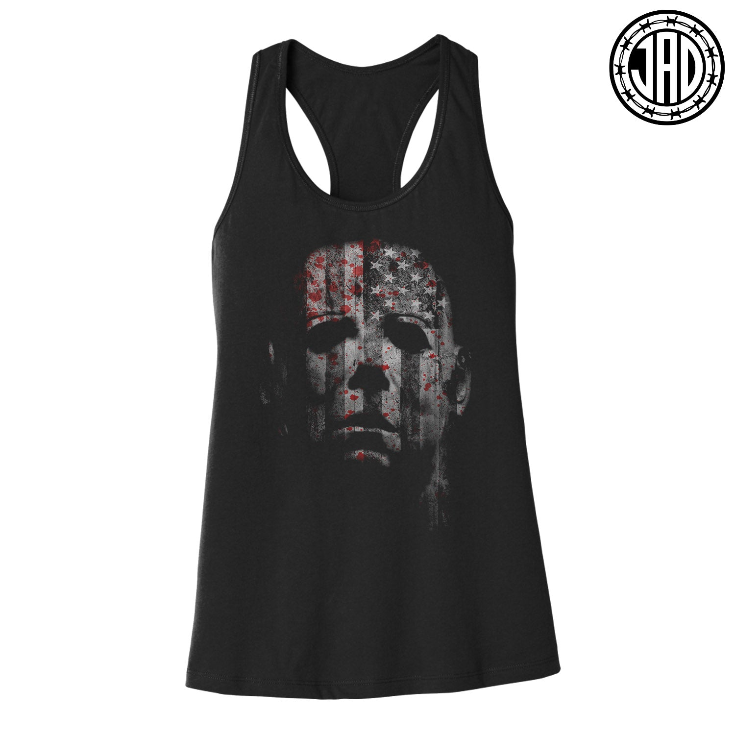 American Dream - V2 - Women's Racerback Tank