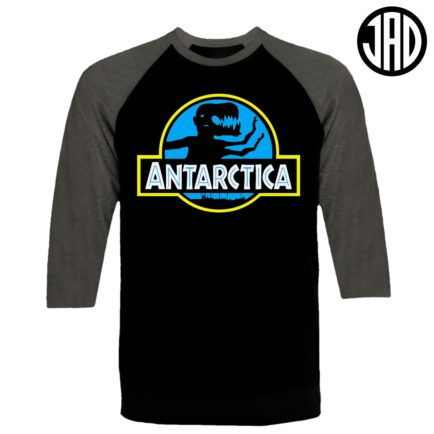 Antarctica - Men's Baseball Tee
