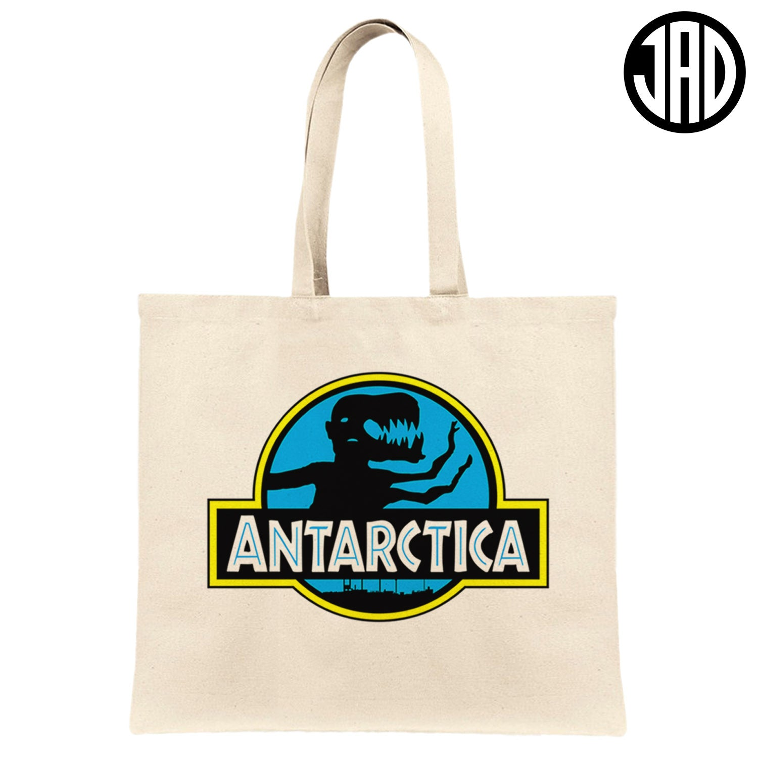 Antarctica - Canvas Tote Bag