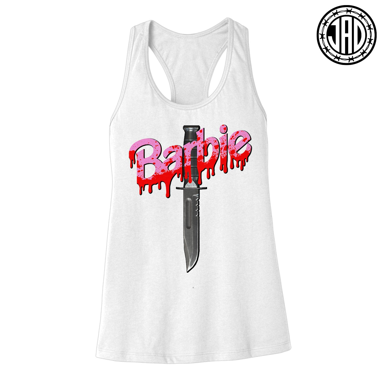 Barbie Killer  - Women's Racerback Tank