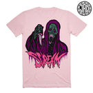 Black Scream Ghoul - Men's (Unisex) Tee