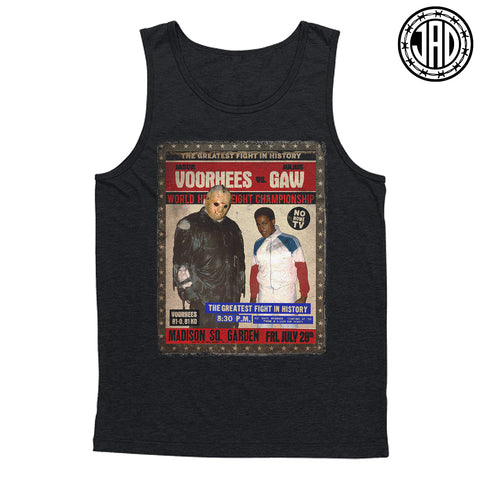 Voorhees vs Gaw - Men's (Unisex) Tank