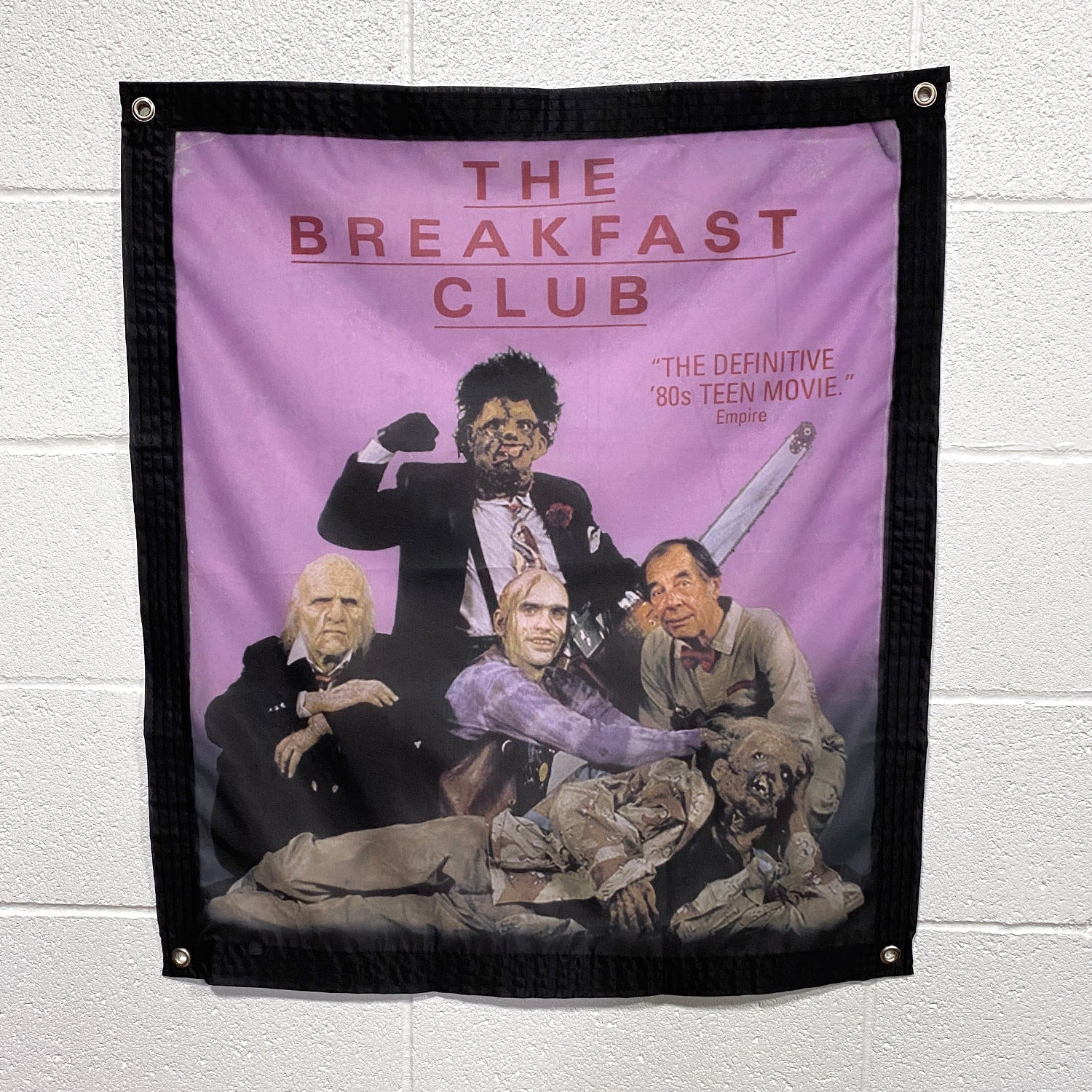 Breakfast Club Massacre - Banner