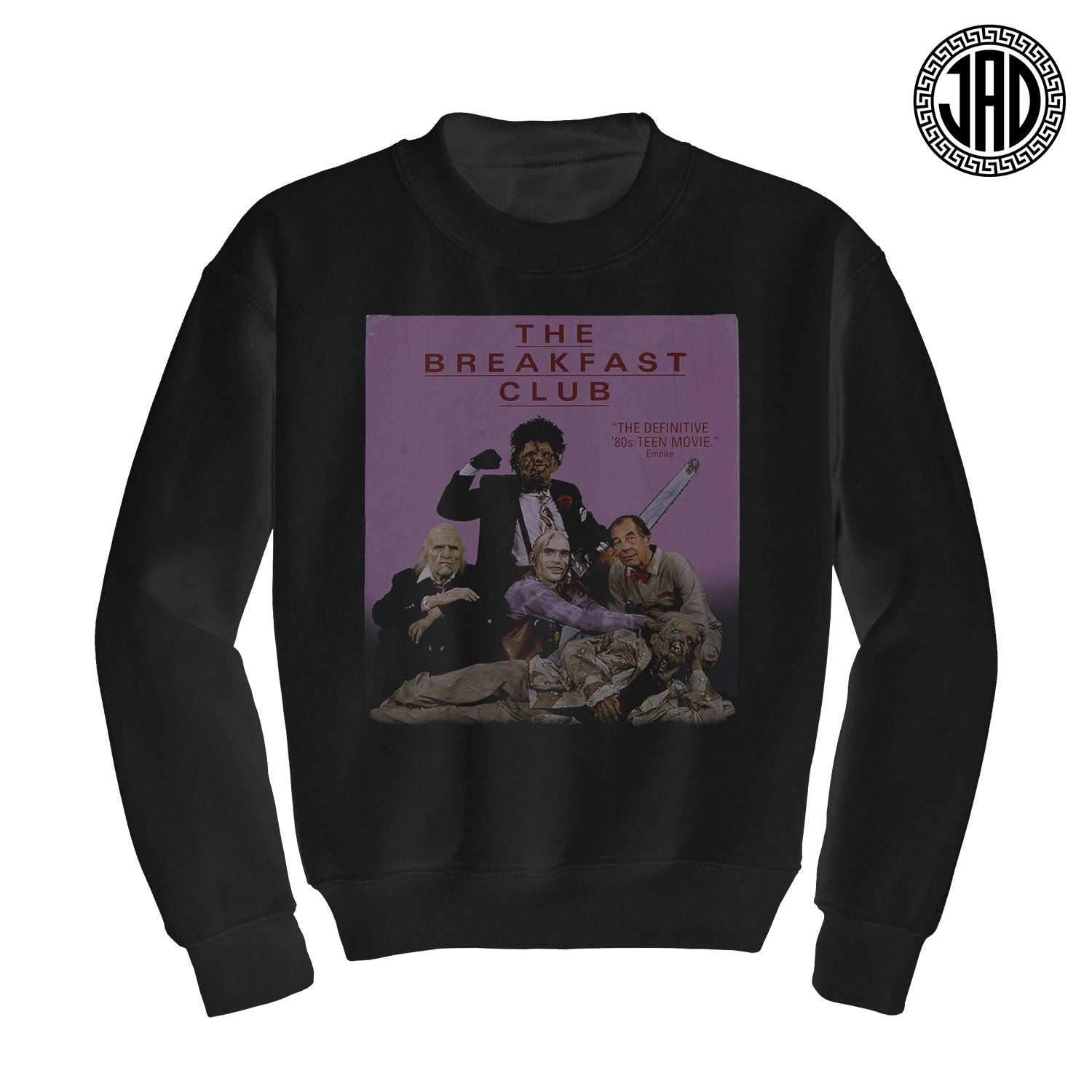 Breakfast Club Massacre - Crewneck Sweater