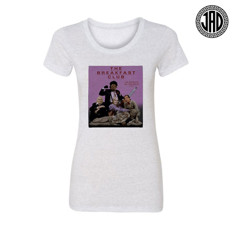 Breakfast Club Massacre - Women's Tee