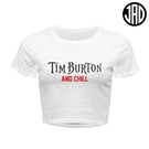 Burton & Chill - Women's Crop Top
