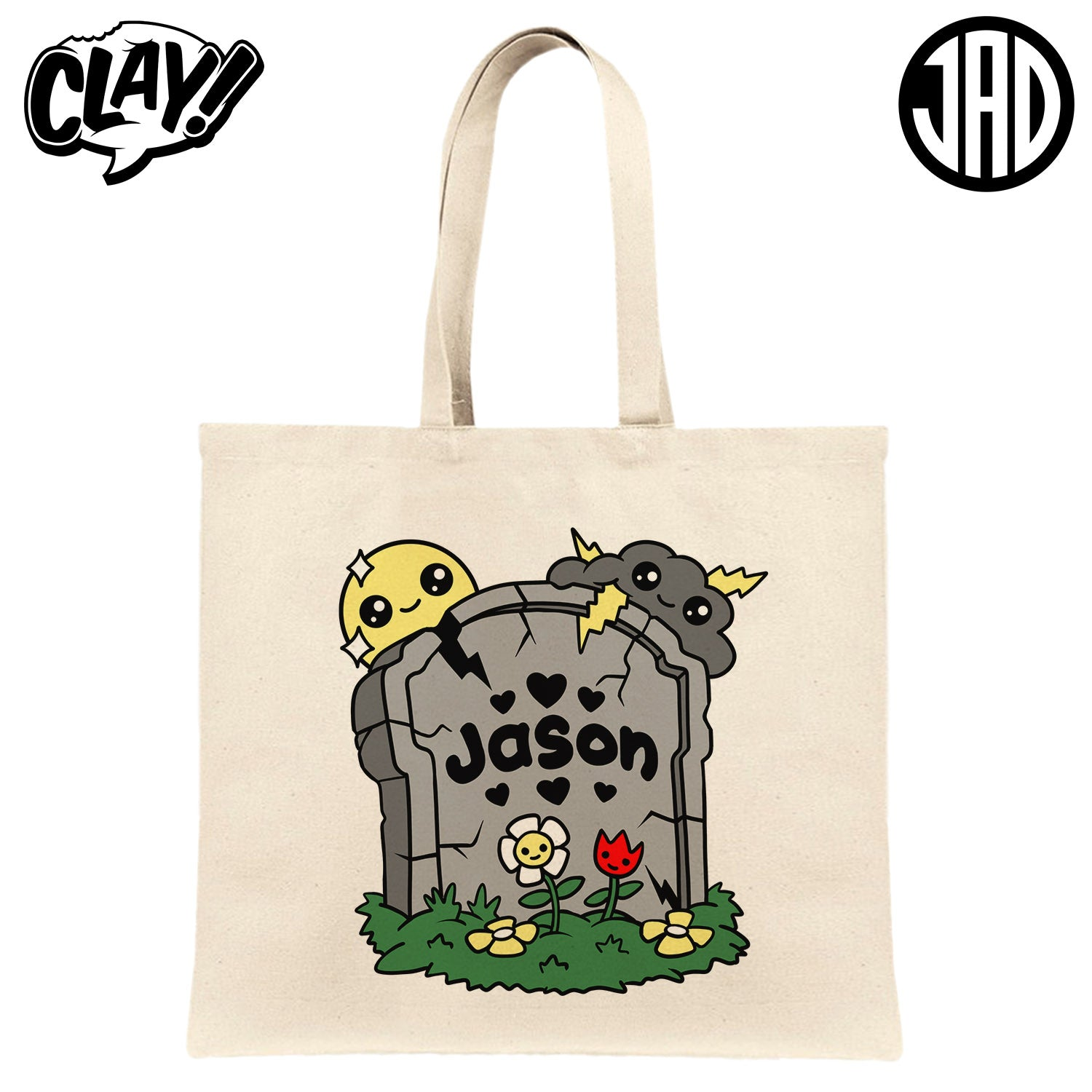 RIP Jason - Canvas Tote Bag