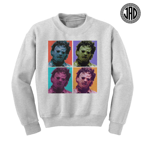 Warhol Massacre - Mens (Unisex) Crewneck Sweater