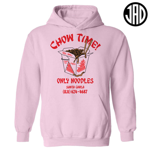 Chow Time - Mens (Unisex) Hoodie