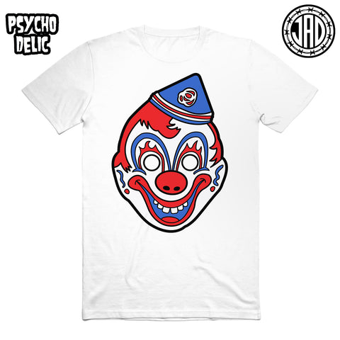 Clown Mask - Men's (Unisex) Tee