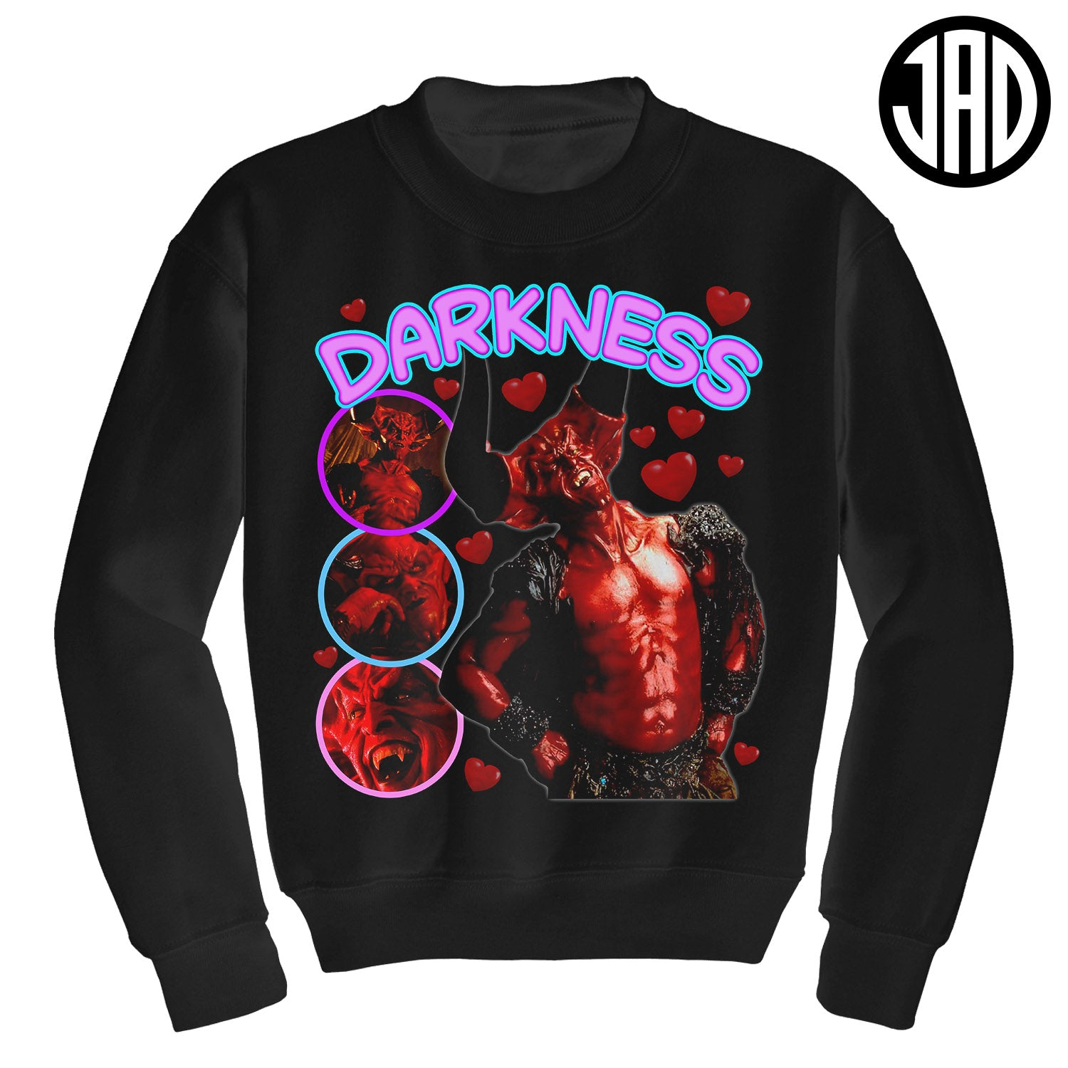 Darkness - Crewneck Sweater