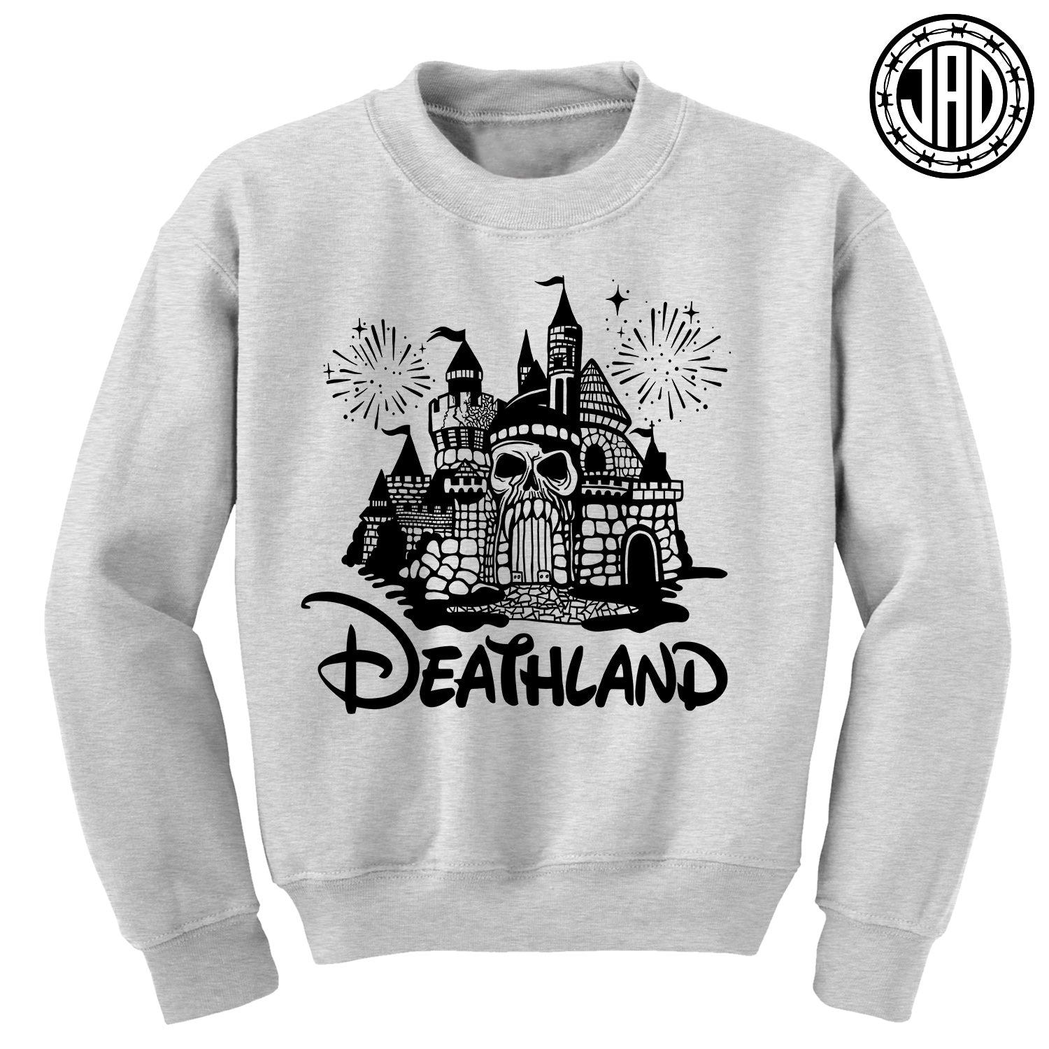 Deathland - Crewneck Sweater