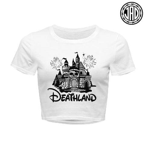 Deathland - Women's Crop Top