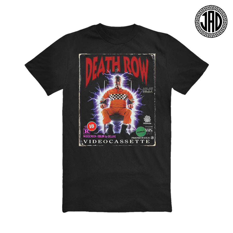 Death Row VHS  - Men's (Unisex) Tee