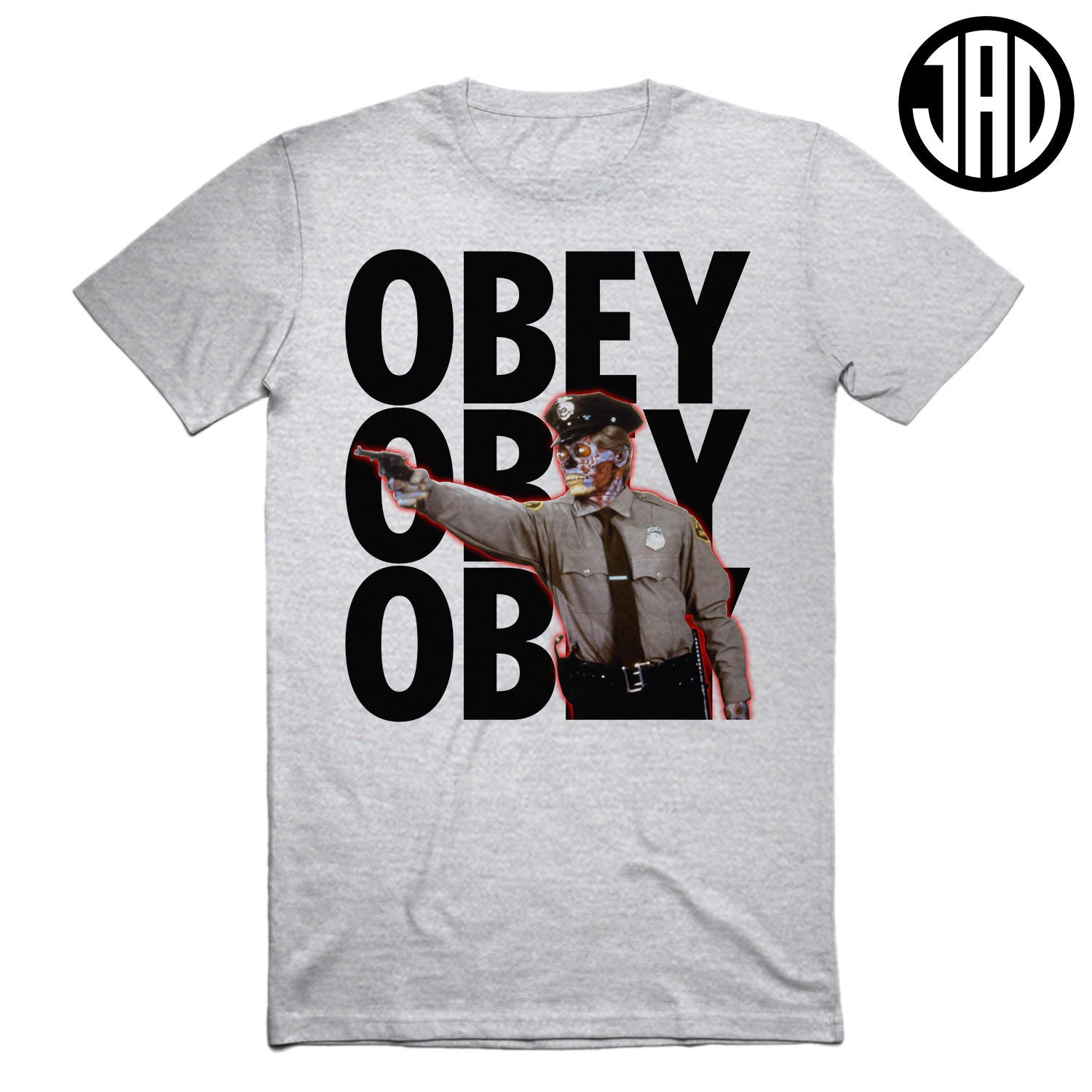 Do Not Question Authority - Men's (Unisex) Tee