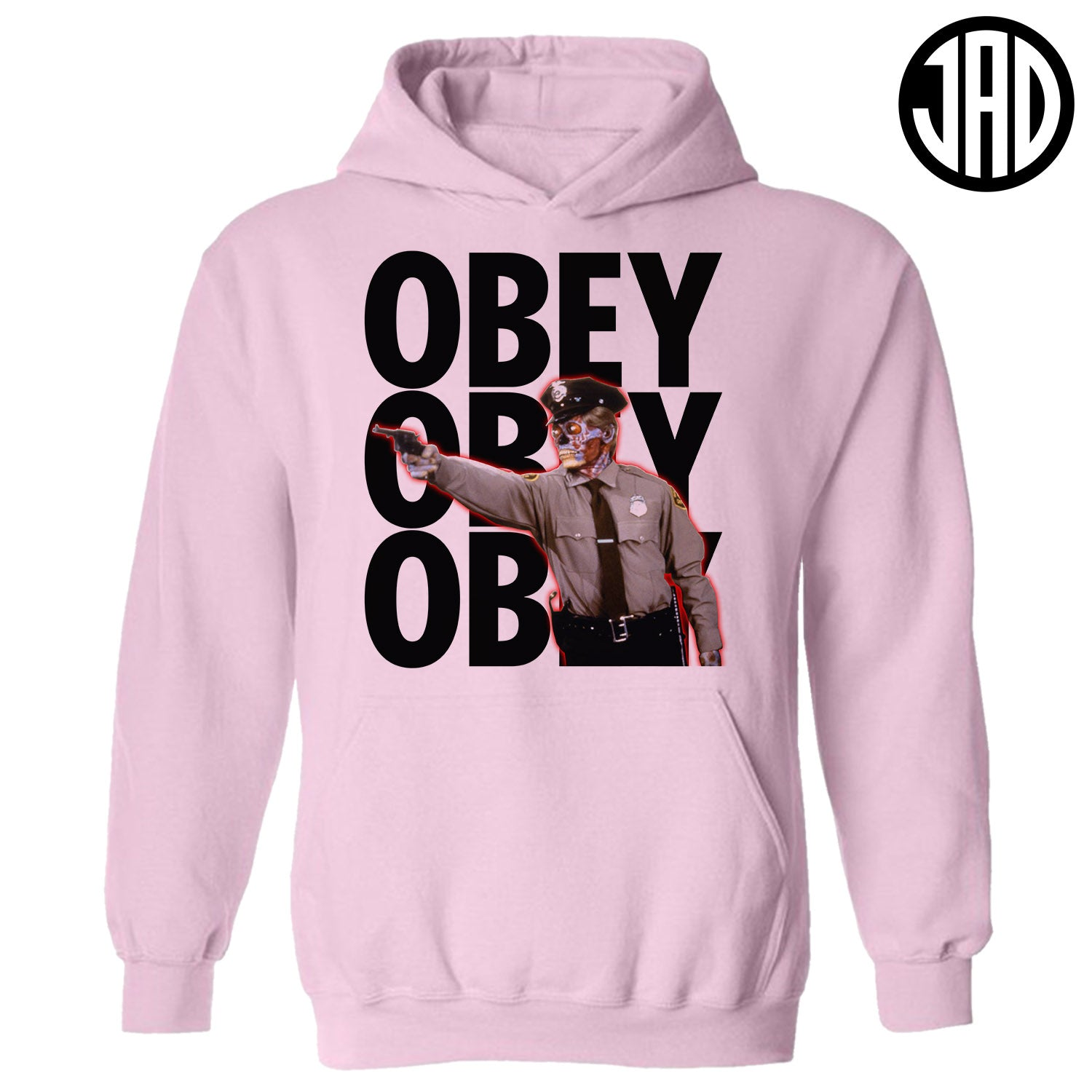Do Not Question Authority - Mens (Unisex) Hoodie