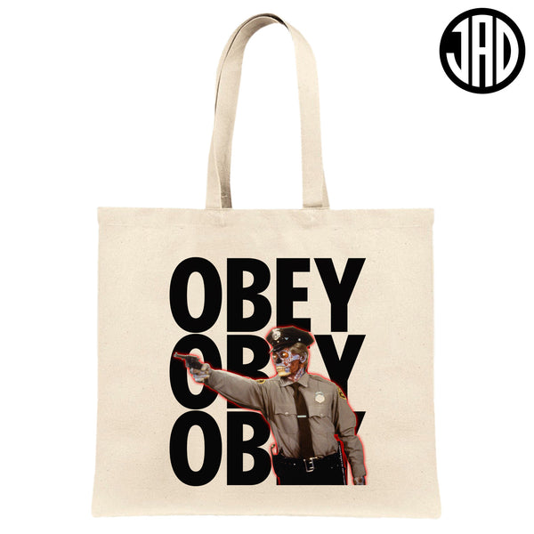 Do Not Question Authority - Canvas Tote Bag