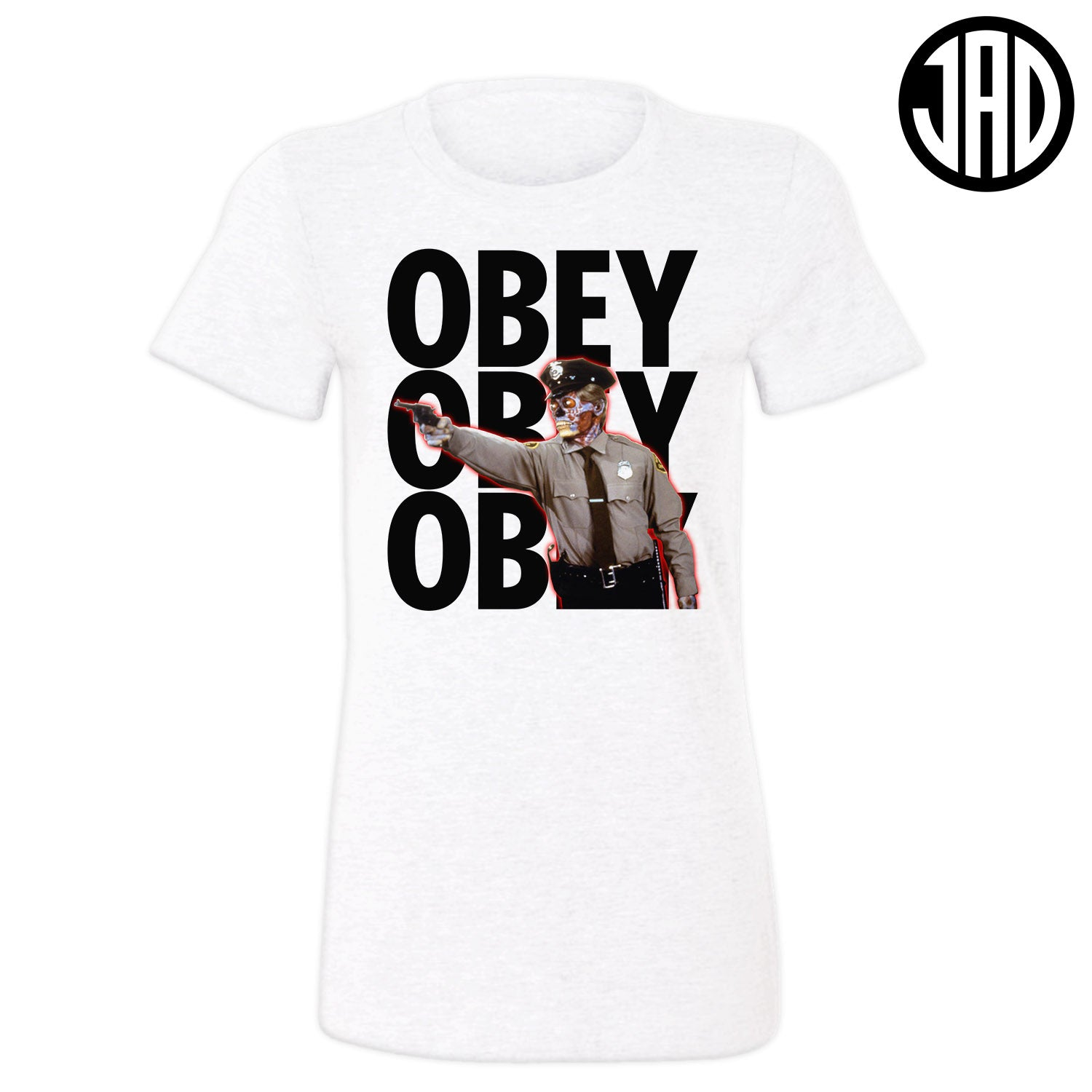 Do Not Question Authority - Women's Tee