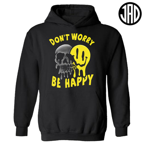 Don't Worry - Mens (Unisex) Hoodie