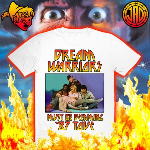 Must Be Dreaming '87 Tour - Men's (Unisex) Tee