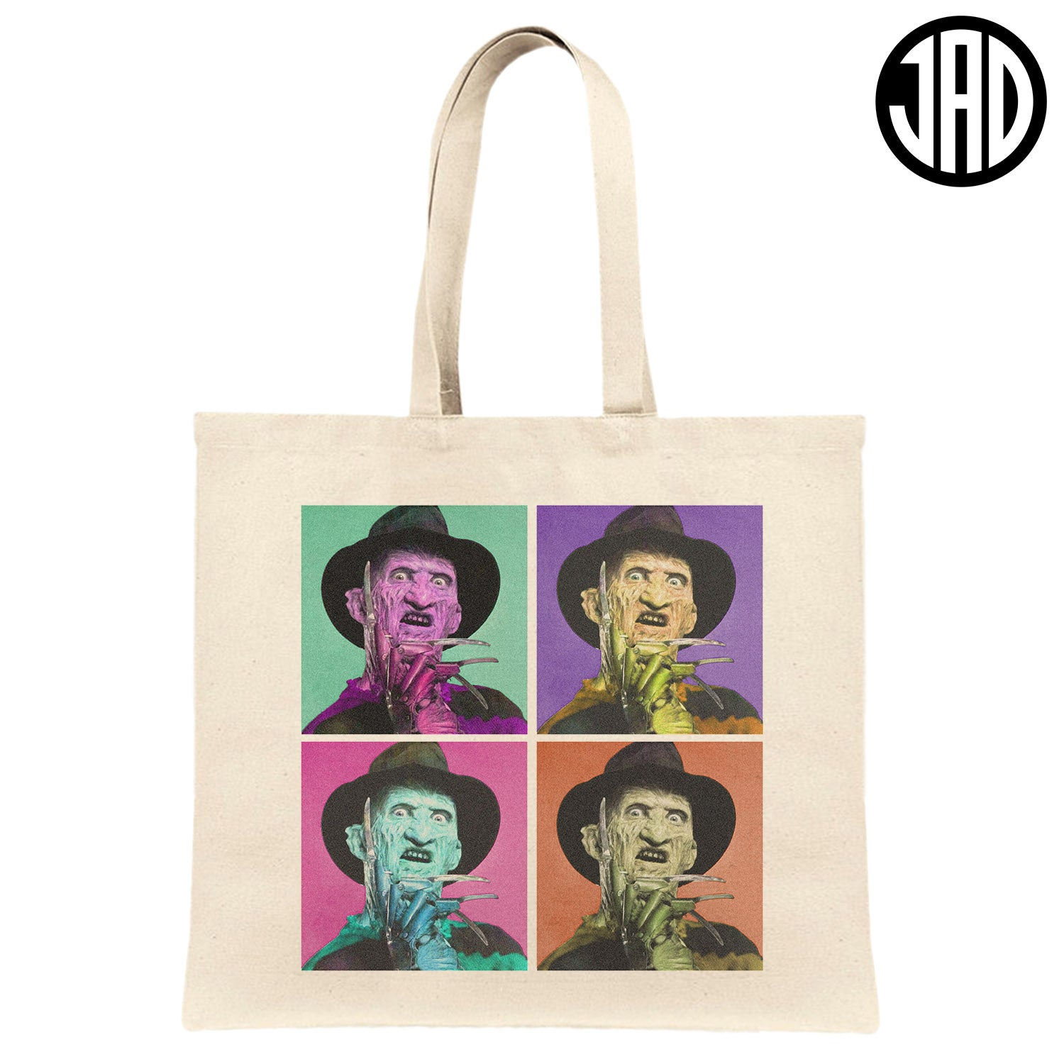 Freddy Warhol - Canvas Tote Bag