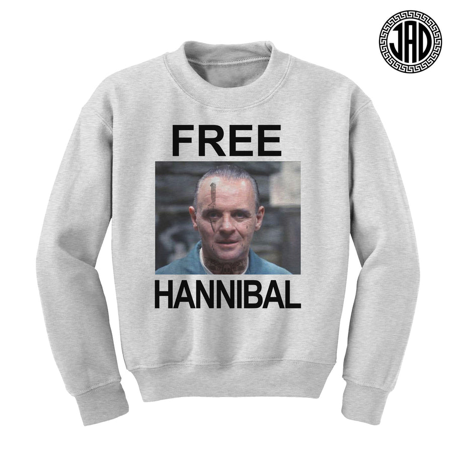 Free Hannibal - Crewneck Sweater