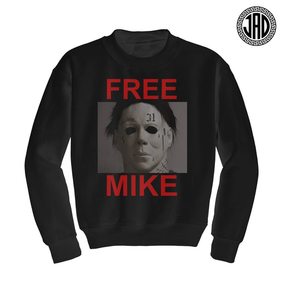 Free Mike - Crewneck Sweater