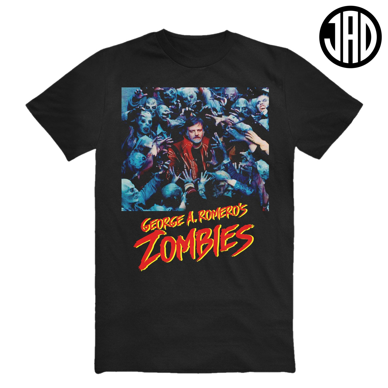 GAR Zombies - Men's Tee