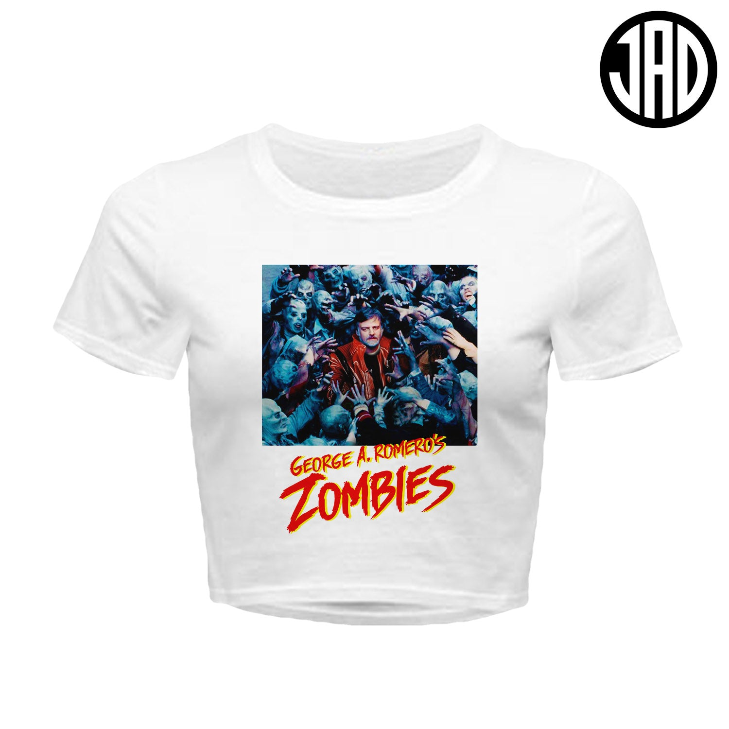 GAR Zombies - Women's Crop Top