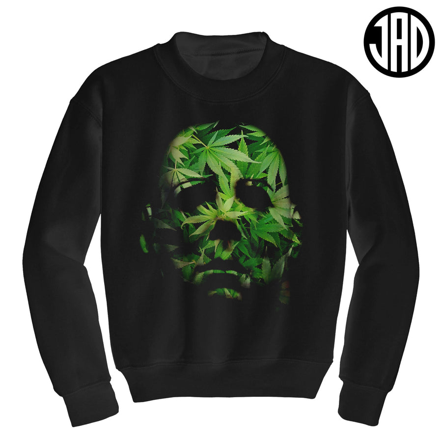 Green Mike - Crewneck Sweater