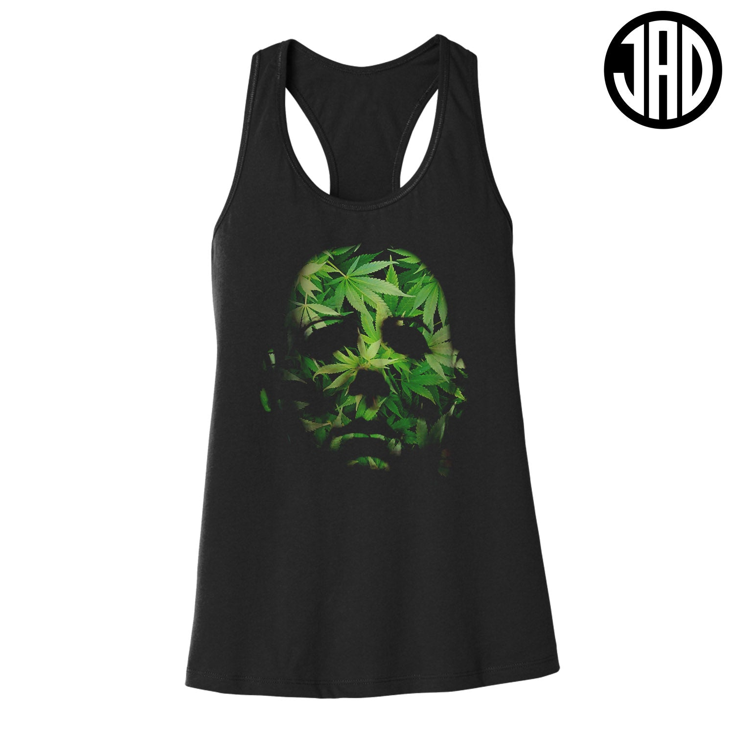 Green Mike - Women's Racerback Tank