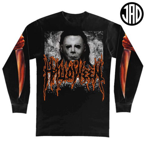 Halloween HXC - Men's (Unisex) Long Sleeve Tee