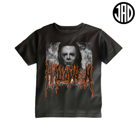 Halloween Metal V2 - Kid's Tee